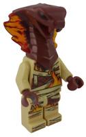 Lego Ninjago 71708 71712 Minifigur Minifig Rot Visier njo566 Red Visor Neu New