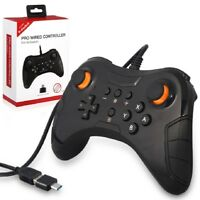 Nintendo Switch Controller Wired Controller For Switch Pro Wired Controller
