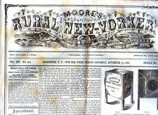 Newspaper-Battle of Rappahanock Station-Battle of Kelly's Ford - Civil War-1863