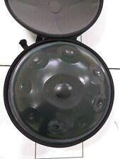 Cenz handpan D Celtic/Amara 440hz nitrided steel with hardcase