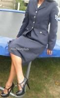 Women's ladies RAF Royal Air Force no2 Dress Uniform Skirt WRAF all sizes listed
