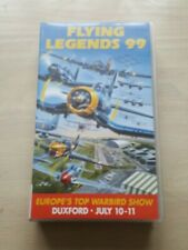 Flying Legends 99 - Duxford Airshow - VHS (see details & photos)