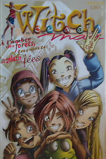 Witch Mag n°109- 2004 : Histoire BD : Un vent de liberté