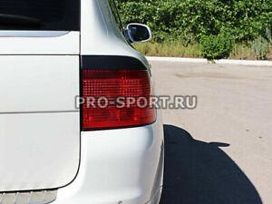 Porsche Cayenne 2002 2003 2004-2010 eye brow, eyelids, cilia rear lights