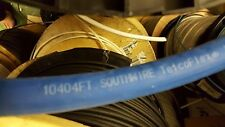 Southwire Telcoflex II #4/0awg Central Office Power Cable LSZH L2 Blue/20ft