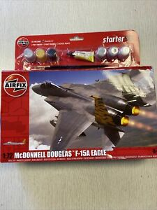 Airfix 1:72 McDonell Douglas F-15A Eagle