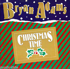 "BRIAN ADAMS - Christmas Time ★ 7"" Vinyl Single *near Mint"