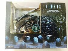"NECA ALIENO XENOMORPH QUEEN ACTION FIGURE 1986 alieni 15"" - 30th ANNIVERSARIO BOX"