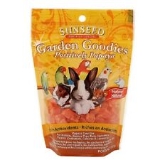 Vitakraft/Sunseed Garden Goodies PAPAYA 5 oz Small Animal & Bird Treat