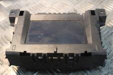OPEL ZAFIRA B CAR INFO DISPLAY LCD CID 317099190