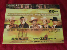 The Great American Western - 20 DVD Set 2003
