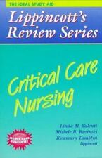 Critical Care Nursing (Lippincott's Review Series)-ExLibrary