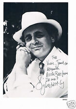 Sylvester McCoy Actor Dr Who   Hand Signed Photograph 10 x 8