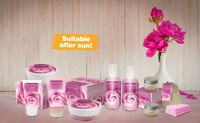 REFAN Series with Yogurt Rose Oil Moisturize Anti-Aging Day Night Body Lotion