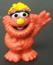 """RARE Murray Monster Sesame Street Workshop 3"""" PVC Figure Cake Topper Red"""