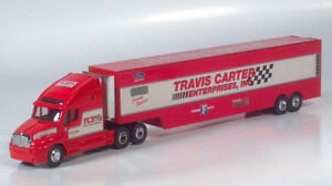 """Racing Champions Kenworth Transporter TCE Jimmy Spencer 13"""" Diecast Scale Model"""