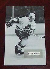 Colorado Rockies post cards 1981-1982 Brent Ashton