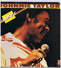 2 LP JOHNNIE TAYLOR CHRONICLE STAX