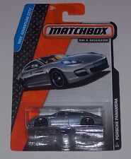 Matchbox Car - Porsche Panamera - MBX Adventure City  # 7