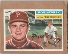 1956 Topps #7 Ron Negray