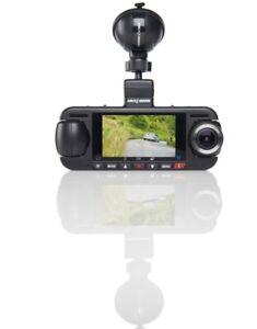Nextbase Duo HD Dash-Cam Vorne+Hinten Halterung 1080p WLAN G-Sensor Auto-Kamera