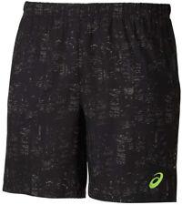ASICS Woven 7 Inch Mens Graphic Run Running Gym Fitness Shorts Size Medium M