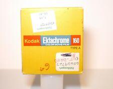 Expired Kodak Ektachrome movie film | Super 8 | Unused and Unopened | ASA 160