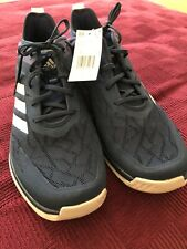 Adidas Speed Trainer 4 Shoes Collegiate Navy Crystal White , CG5140, SIZE 13.5