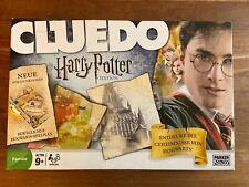 CLUEDO HARRY POTTER mit beweglichem Hogwarts-Spielplan 100%vollzählig
