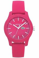 Watch Woman Lacoste Lacoste1212 2000957 Rubber Pink