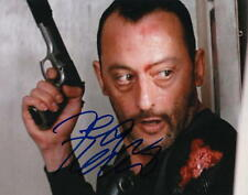 JEAN RENO.. The Professional - SIGNED