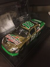 Kyle Busch 1/24 2011 Interstate Battery Elite Autographed Signed Rare
