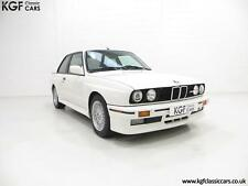A Desirable Homologation BMW E30 M3 Motorsport in Stunning Condition.