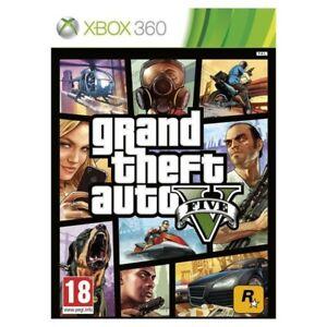 nuovo GTA 5 per Microsoft Xbox 360 garantito XBOX360 italiano GRAND THEFT AUTO V