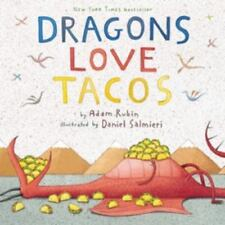 Dragons Love Tacos by Adam Rubin c2012, NEW Hardcover