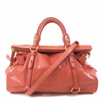 MIUMIU   Tote Bag 2WAY Calf