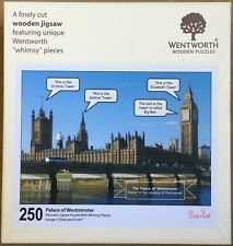 Wentworth Wooden Jigsaw Puzzle 250 Pieces Palace Of Westminster