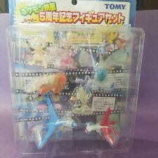 ( 5th Anniversary Special Set) Tomy Pokemon Figure sp 2nd gen   UK