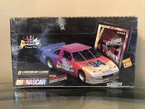 1994 Maxx Race Cards Premium Plus SEALED 200 Card Set in Box