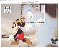 Grenadines of Grenada 1993 Disney/Mickey 65th/Cartoons/Animation 1v m/s (b4165u0