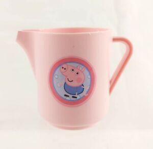 "Replacement Toy Tea Set Pitcher Creamer 2.25"" Tall Peppa Pig Sticker"