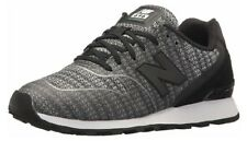 New Balance Women's 696 v1 Sneaker BLACK/CYCLONE Size 8 M