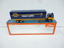 1:50 TEKNO HOLLAND SCANIA 141  ASG TRANSPORT TRUCK & TRAILER  N M BOXED