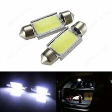 2x 38mm COB LED Innenraum Handschuhfach Fußraum Kofferraumbeleuchtung 12V Canbus