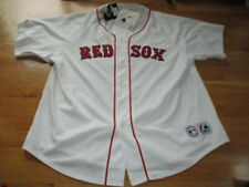 Majestic CURT SCHILLING No. 38 BOSTON RED SOX (2XL) Jersey w Tags