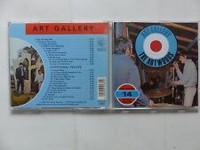 CD ALBUM THE ARTWOODS Art gallery REP 4533 WP