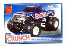 "AMT 911 1/32 Scale Chevy Nestle ""CRUNCH"" Monster Truck Snap-it Plastic Model Kit"