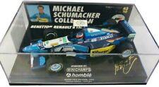 Minichamps 1:43 Benetton Renault B195 M.Schumacher Winner GP Belgium 1995 Homble