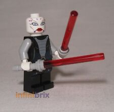 Lego Asajj Ventress aus Set 7957 Sith Nightspeeder Star Wars BRANDNEU sw318
