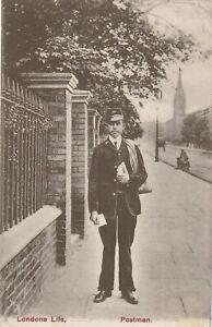 London Life, Postman.